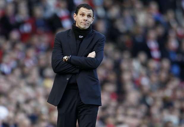 Sunderland boss Poyet urges Premier League focus after FA Cup exit