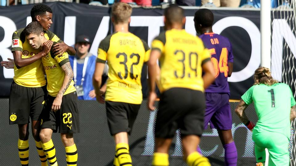 ICC 2018: Christian Pulisic continues to shine on American soil