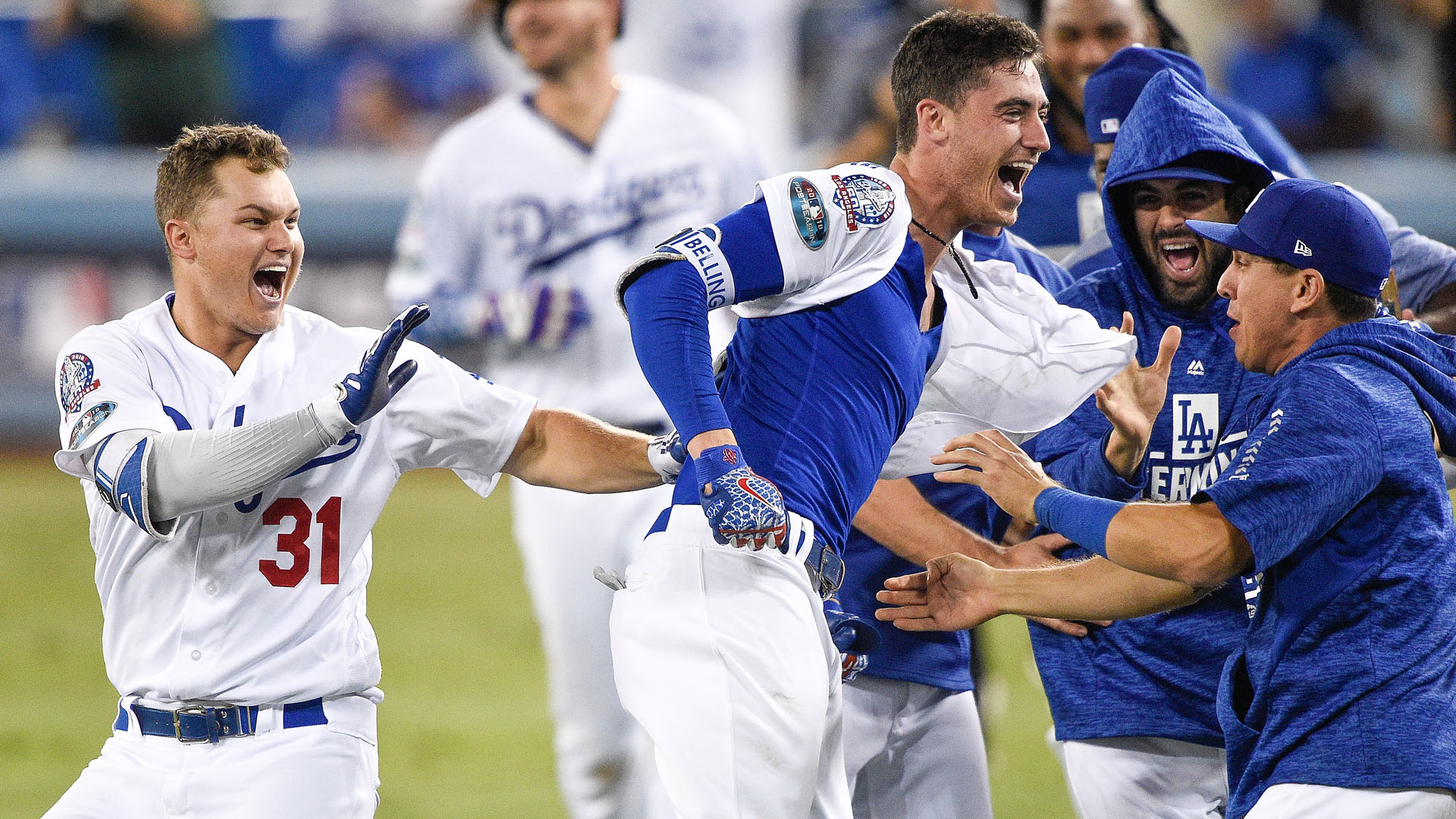 MLB postseason 2018: Three takeaways from Dodgers' NLCS Game 4 win over Brewers