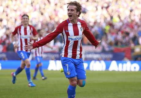'No need to change' for Griezmann
