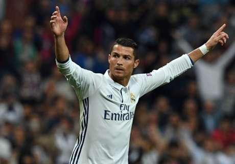 Zidane not worried about CR7