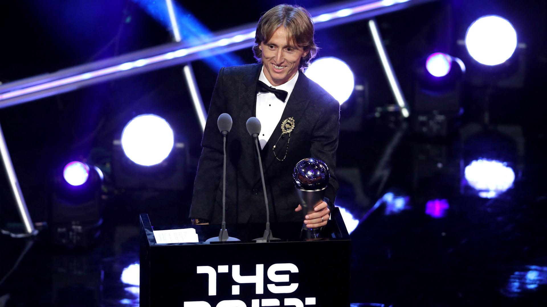 Modric not deserving of Ballon d'Or – Cavani