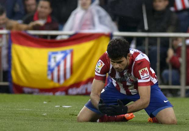 Costa: I am privileged to play for Spain