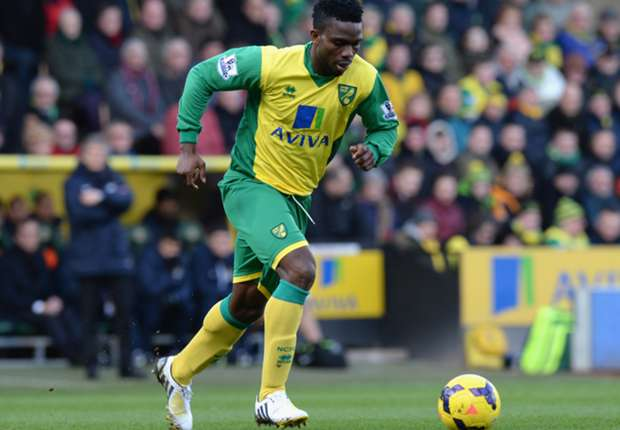 Yobo ruled out of Norwich City trip to Manchester United