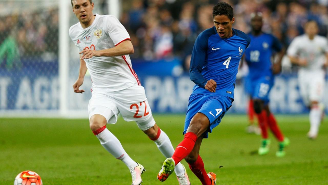 Euro 2016 France call Adil Rami Raphael Varane injury