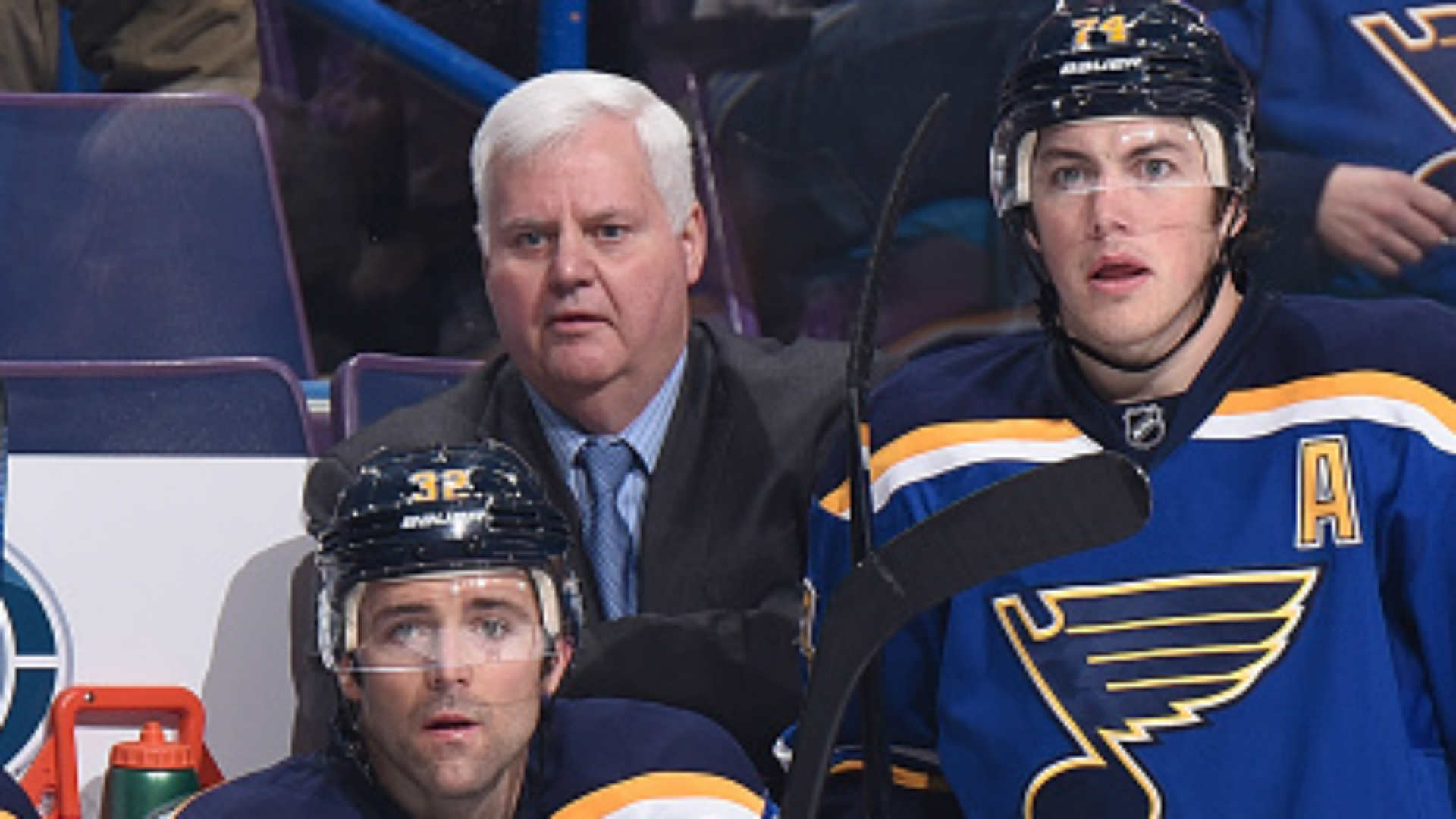 Latest playoff collapse is nothing new to the Blues