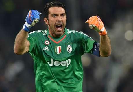 Buffon e la Champions: