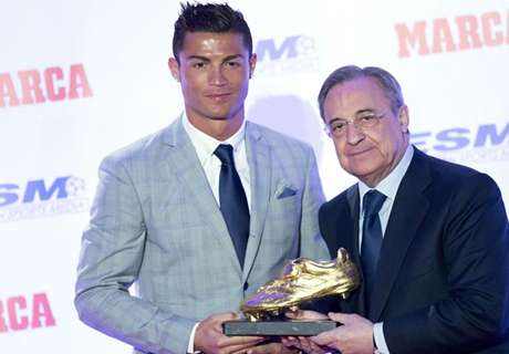 Perez: Ronaldo impact myth-like