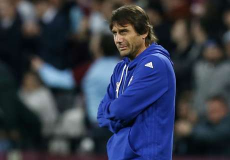 Conte insists Chelsea were unlucky