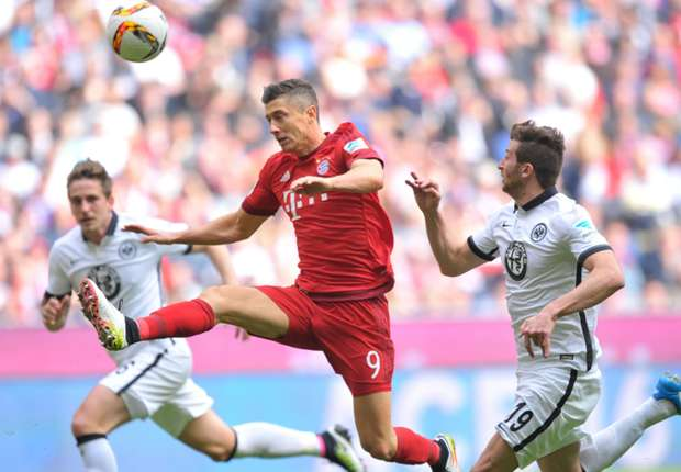 'It wasn't one for the fans' - Lewandowski disappointed with Bayern display