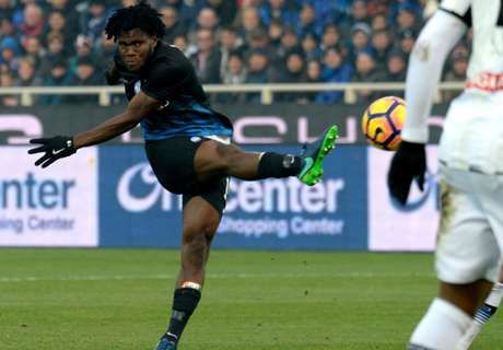 Kessie 'flattered' by Man Utd interest