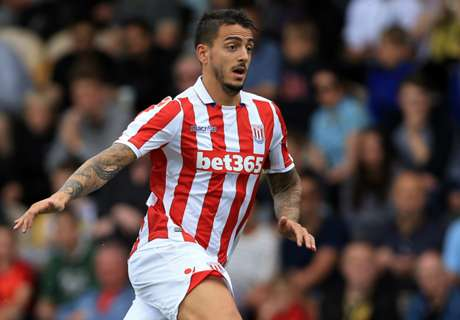 Joselu heads to Deportivo on loan