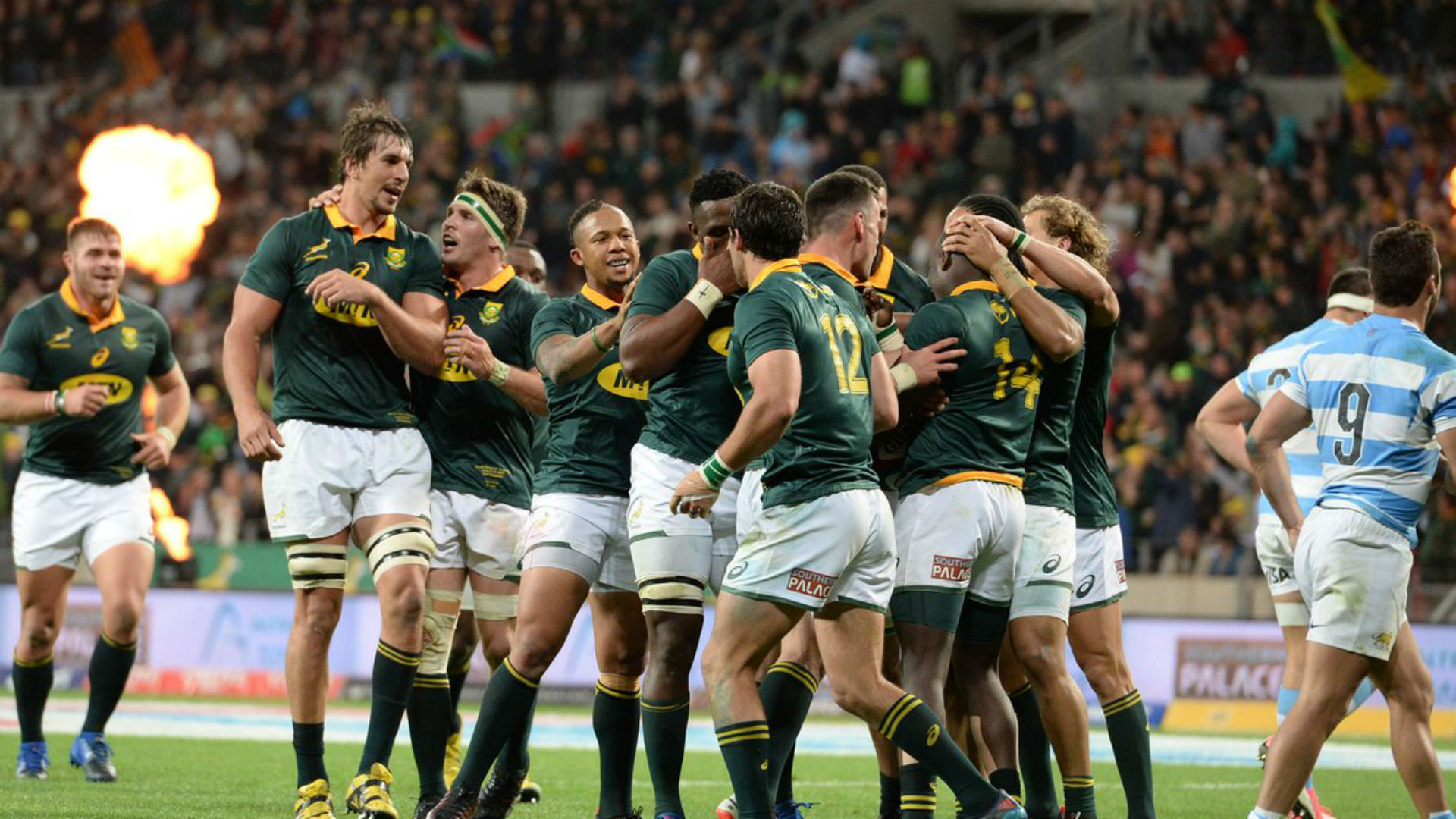 Rugby Championships: The Paper Round - The Boks are back, sort of
