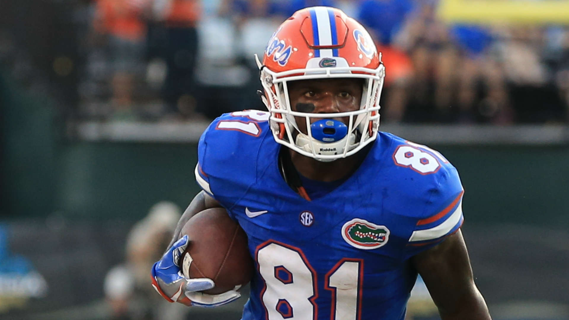 Former UF receiver Callaway fails drug test at scouting combine