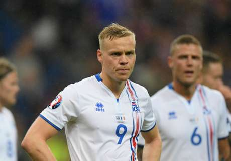 Galatasaray let Sigthorsson go