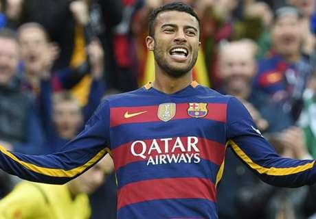 Rafinha could face Barcelona exit