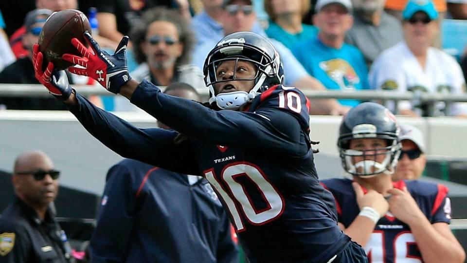 Texans WR DeAndre Hopkins