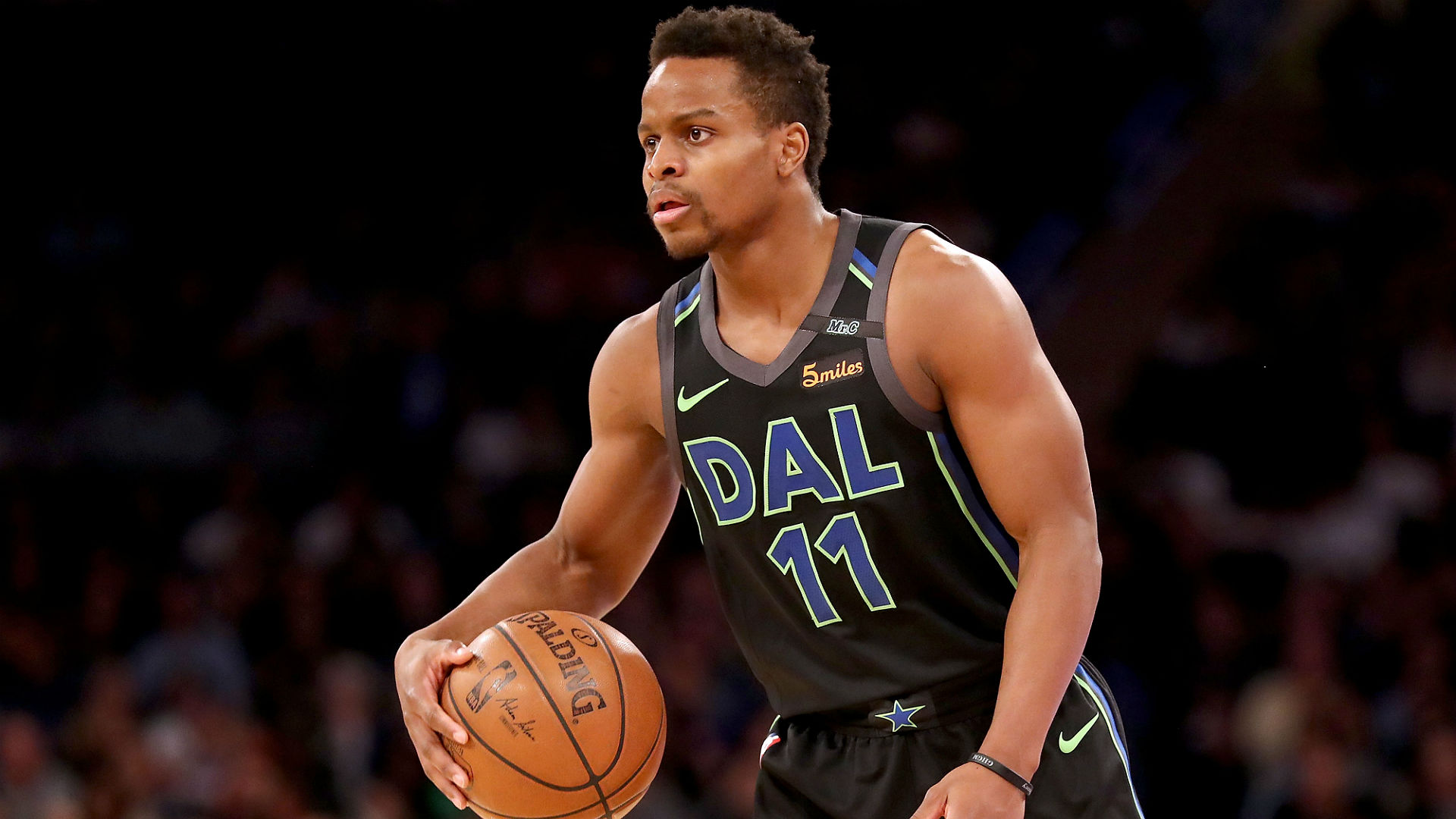 Mavericks Closing In On Re-Signing Yogi Ferrell