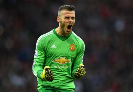 De Gea wants Europa League glory