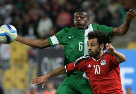 Egypt 1-0 Nigeria: Eagles out of AFCON