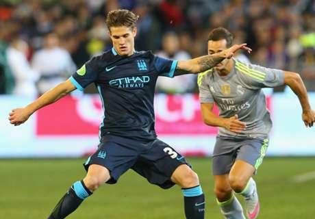 City confirm Zuculini loan move