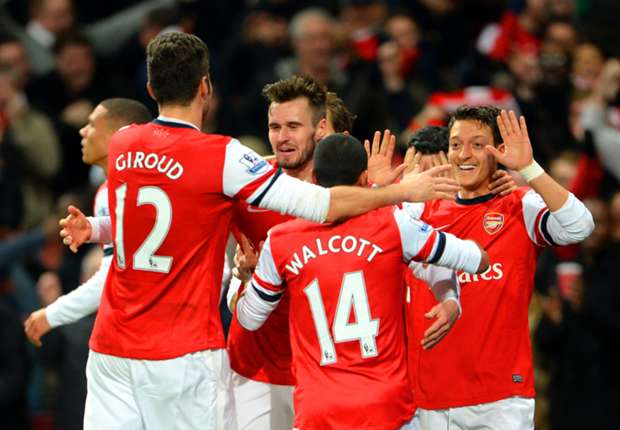 Arsenal, Dortmund among teams on verge of Champions League last 16
