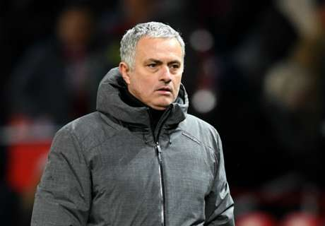 Mourinho: I won't celebrate most Man Utd goals