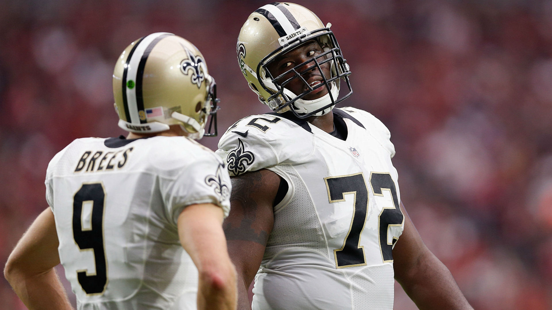 Saints LT Armstead (torn labrum) to miss 4-6 months