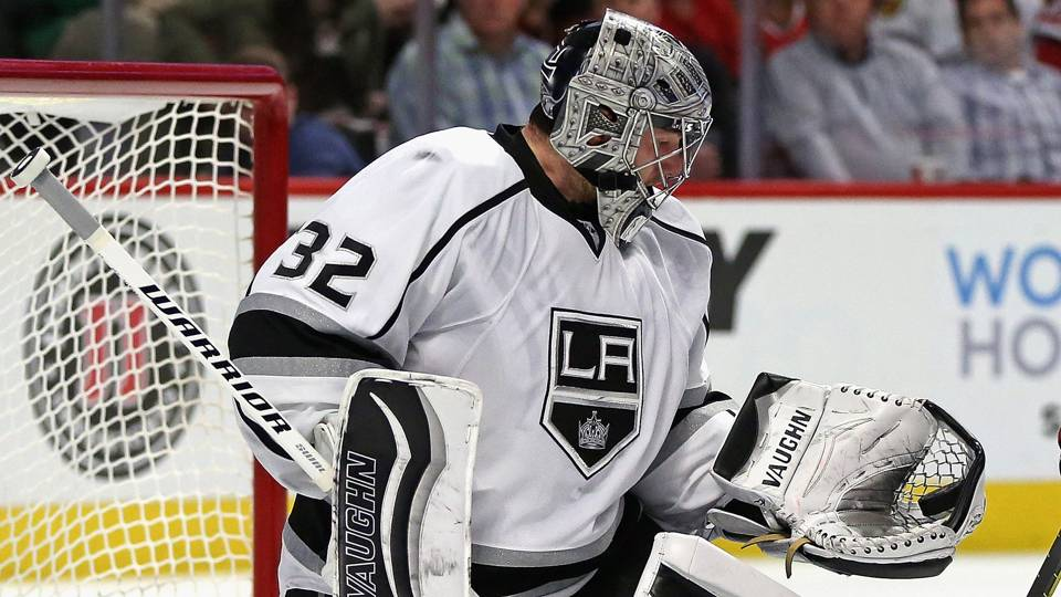 Jonathan Quick Injury Update Kings Goalie Lower Body Activated