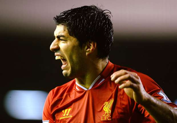 Rodgers plays down Suarez goal slump