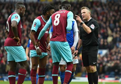 Kouyate red card rescinded