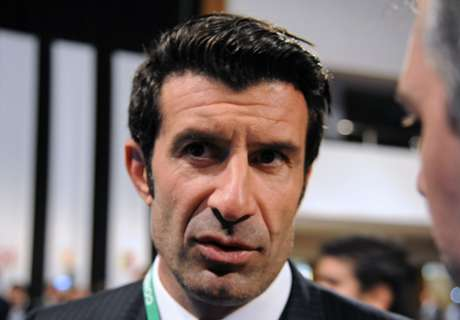 'Football has lost' - Figo