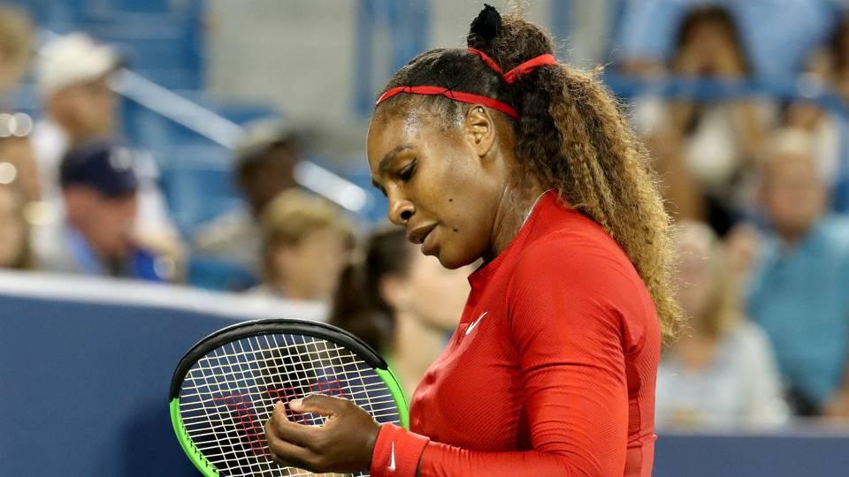 Petra Kvitova sees off Serena Williams in Cincinnati classic