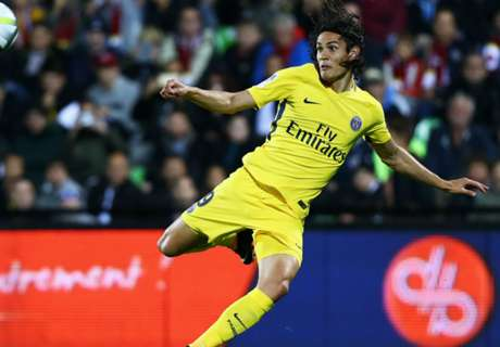 Cavani praises PSG reaction to Madrid defeat