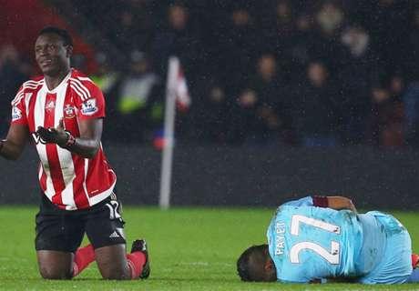 Koeman criticises Wanyama for red card