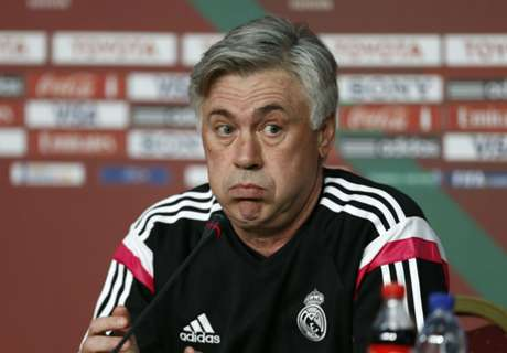 Ancelotti 'not to blame' for Modric injury
