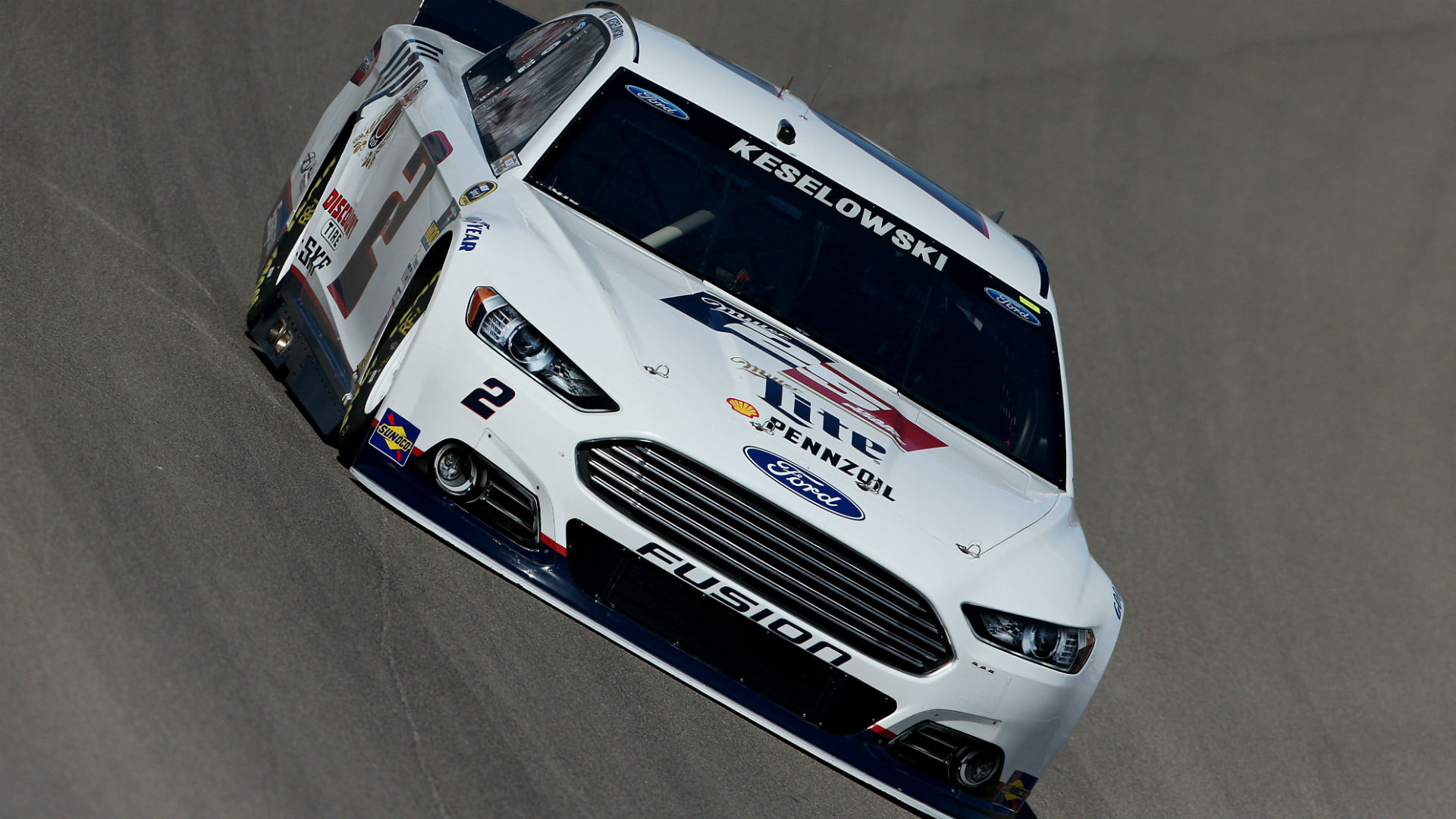 Brad Keselowski vying for third Bristol win in past eight races