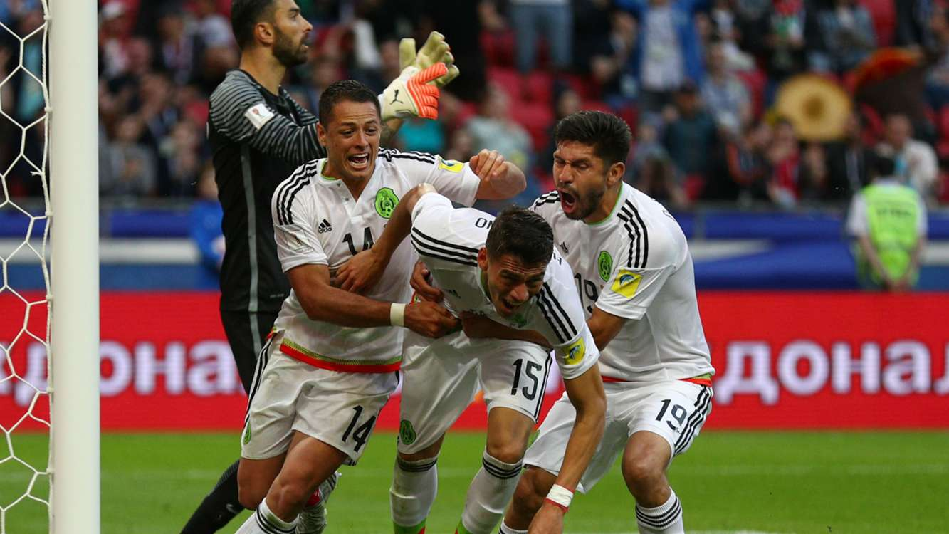 Mexico v New Zealand: Hernandez keen to reap rewards of Portugal late show