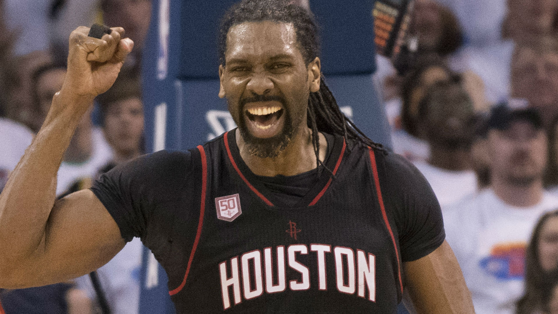 Rockets pull back 4-year deal with Nene because of age rule
