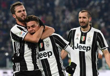Unstoppable Juventus make history