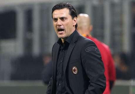 Under-fire Montella willing to accept critics