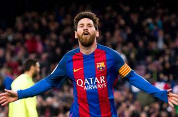 Barcelona 7 Osasuna 1: Messi at the double to pile pressure on Madrid
