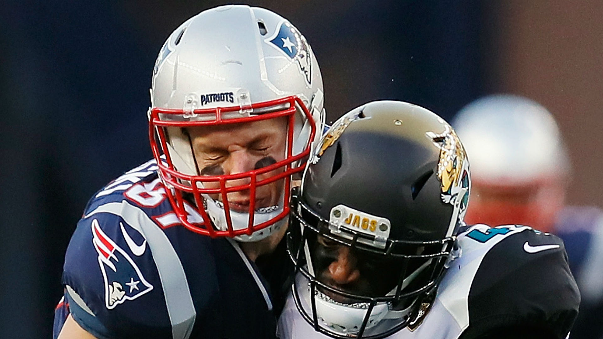 Barry Church Fined For Hit That Concussed Rob Gronkowski