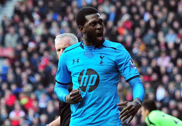 Adebayor: Sacked Tottenham boss Villas-Boas disrespected me