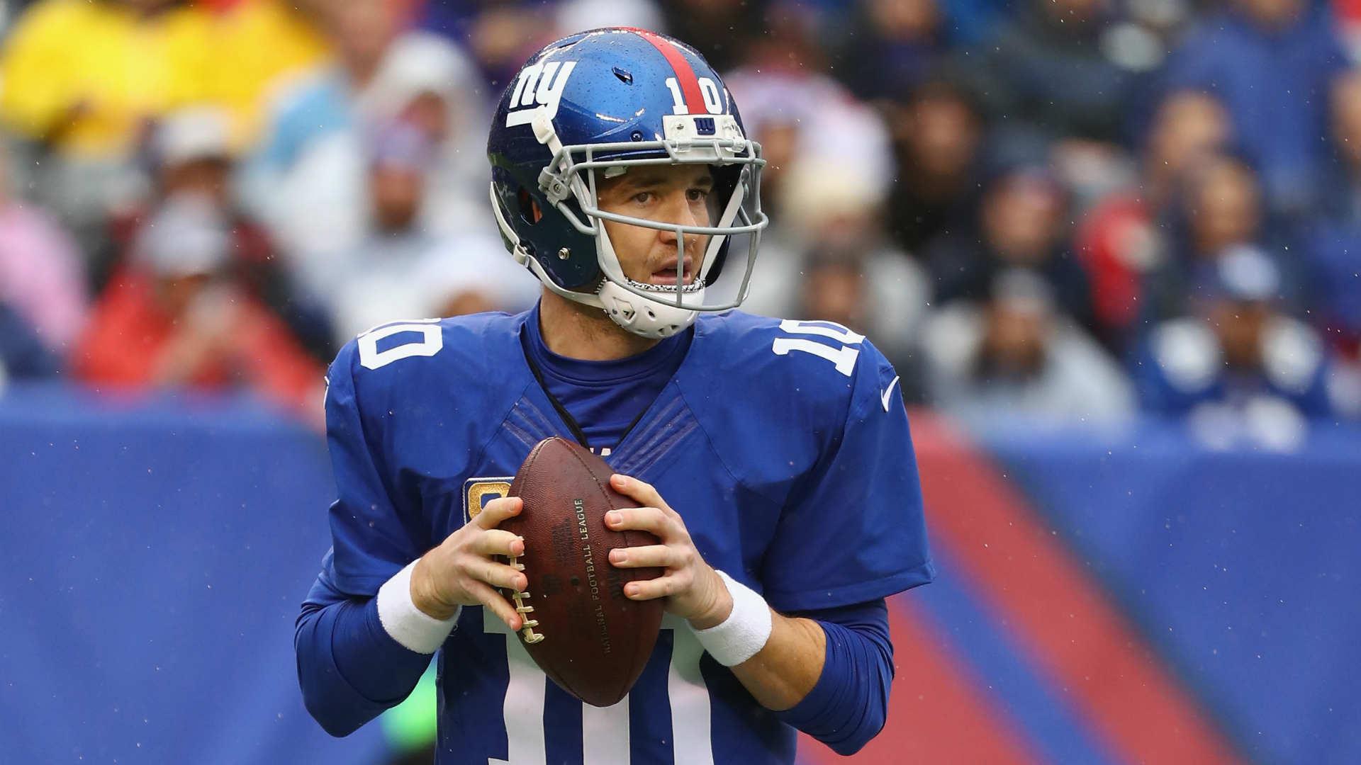 Sports memorabilia dealer says Eli Manning items are legit