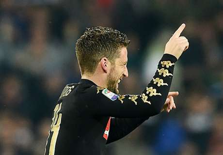 De Laurentiis hints at Mertens exit