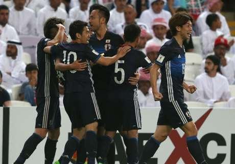 Report: UAE 0 Japan 2