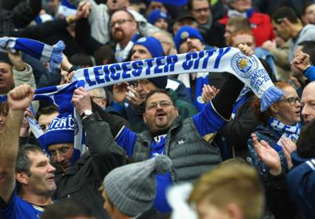 Wenger: Whole country behind Leicester