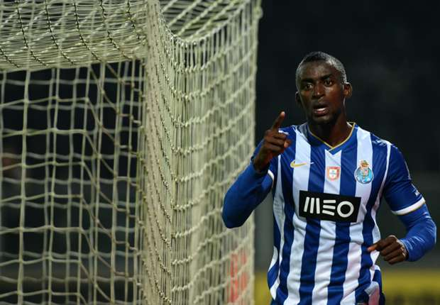 Porto striker Jackson Martinez