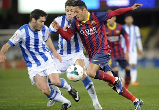 'Real Madrid form doesn't scare Barcelona' - Adriano